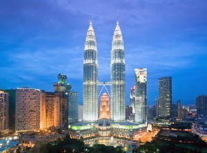 Malezya-Petronas-Kuleleri